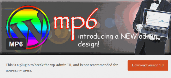 Wordpress Mp6